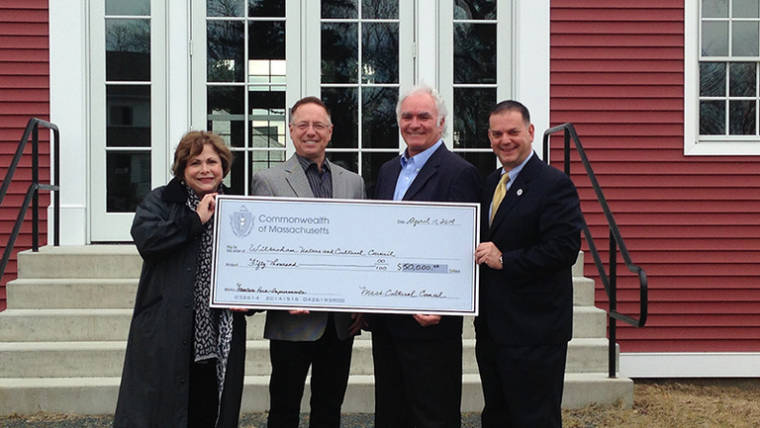 Wilbraham Nature and Cultural Center receives $50,000 Grant from the Massachusetts Office of Travel and Tourism