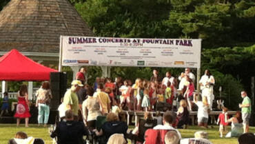 Personal Touch – Summer Concert Series – July 22nd