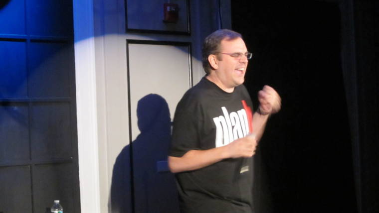 Comedy Night At The Red Barn